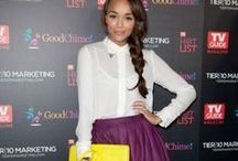Fashion Icon - Ashley Madekwe