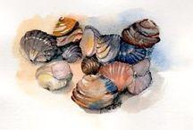 Alexa Dilla | Aquarell | Watercolor / http://www.alexadilla.de #watercolor #aquarelle