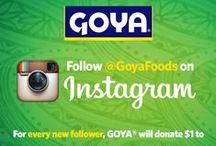 Goya Gives / by GOYA Foods
