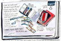 Urban Sketching | Sketchbook / #urbansketching