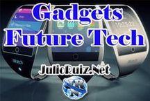 Gadgets / Future Tech / Hardware sofisticado y de vanguardia, dispositivos #wearables, etc.