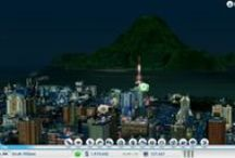 Simcity (2013) creations / Simcity creations by me (all legit)