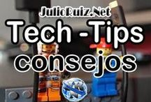 TECH - Tips / Consejos / Tips, Tutorials, How To´s, Mistakes, FAQs. about technology Consejos, Tutoriales, Como hacer cosas, errores, preguntas frecuentes  sobre tecnología