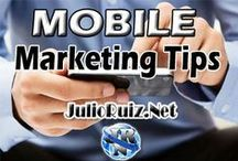 Mobile Marketing Tips / #Mobile Marketing Tips / Tricks / Secrets / Stats / Info / Data #Móvil Marketing
