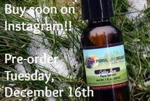 Deals and Sales! / Specials, new releases, sales and discounts on Primal Life Organics!  Feed your skin real food!  Don't miss our promotions!!