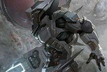 Robots/Mechs