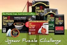 Game And Puzzle Time / Don't let boredom get you down. Play these #coffee inspired #games and watch the sunshine return.