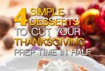 Thanksgiving Ideas / These Thanksgiving prep ideas will help you make the day amazing.