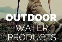 Outdoor Water Products / Outstanding water purification products for backpacking, hunting, camping, and anything outdoors.