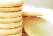 Galletas, cookies y macarons