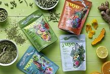 Tea / We all know when it's time for a cup of tea, be it green, matcha, herbal or black.