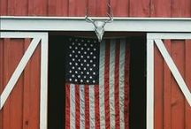 Beautiful Barns / Sharing our love for beautiful, rustic barns all over the country.
