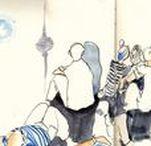Alexa Dilla | Urban Sketching