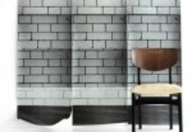 HD -- Walls [paper+tiles+murals, etc] / Any and all kinds of wall treatments / by Estie Stoll