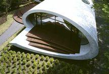 Architectuur gebouwen