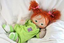 Dolls / by Wanda Leach