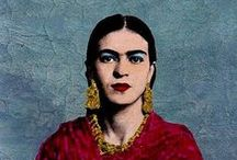 """Frida / """"At the end of the day we can endure much more than we think we can."""" (Frida)"""
