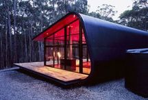 Container Architecture / Still got my heart set on making a sleepout out of a container ...