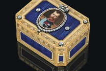 Faberge  / Objects made by Faberge ....