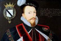 Interesting Tudor Figures