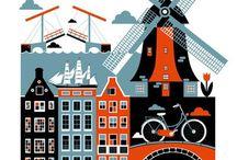 Amsterdam Highlights / Amsterdam: the highlights.