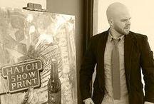 Co-op Artist Foundry 43--Ryan Wagner