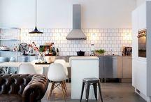 Kök sommarhus