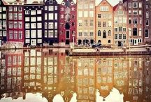 Amsterdam Canals / Prinsengracht, Keizersgracht, Herengracht, Singel and more ...