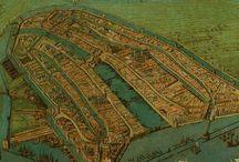 Amsterdam History / VOC, UNESCO World Heritage, Golden Age. Judaica, Anne Frank