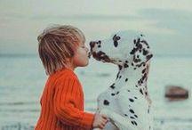Kutyusok és Gyerekek