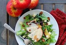 Salads / Tossing freshly cut Envy Apples into salads makes for a refreshing crisp addition.