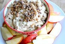 Dips and Sauces / Our favorite ways to dip or dunk Envy Apples.