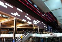 Product: Feature Lighting / Innovative lighting solutions for illuminating large format graphics, ambient lighting and various architectural lighting applications.