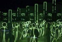 LED and Fun / Libera la creatività! Guarda quante cose si possono fare con i LED