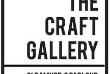 Artists - The Craft Gallery / Contemporary artists working in 2-D or 3-D exhibiting at the Old Mayor's Parlour. Exhibition dates are under the pictures of the artists or examples of their work.