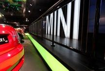 Industry: Automotive / W&Co supply a multitude of industries including the Automotive industry whereby we have supplied car showroom display light columns, digital signs, custom signage, hanging graphics and modular display systems.