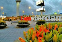Amsterdam Airport / Amsterdam Airport Schiphol