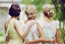 the BIG day / your big day deserves the best hair day of your life.