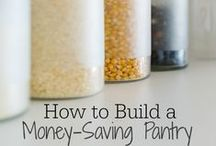 Budget Friendly Tips / Who doesn't love to save some money?  Loads of pins that will help you save money and stick to your budget!