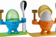 Objets insolites en cuisine / Trouvé ici ou ailleurs, des objets insolites pour votre cuisine...