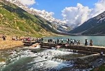 Famous Lakes / Parks / http://socioeconomicpakistan.blogspot.com/ / by Shabbir Bhutta