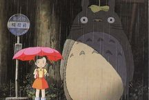 Totoro / my neighbor Totoro