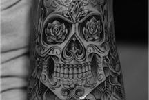 SugarScull tattoo