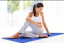 Yoga - New Year, New You / Focus on healthy living, exercise, and relaxation! Yoga mats make the perfect gift!!