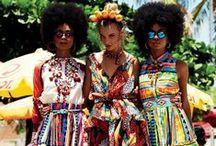 Sea Prints / Swimwear, Exotic, Bold Colours, Print, Accessories, Kaftans, Scarves, Beach Locations