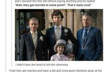 Sherlock by Sput / by SputTop