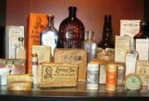 19th Century Medicine / Various images from the world of 1800s medicine