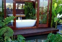 Outdoor-Bath & Shower