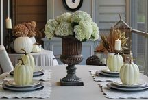 Tablescapes-Thanksgiving