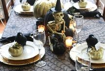 Tablescapes-Halloween